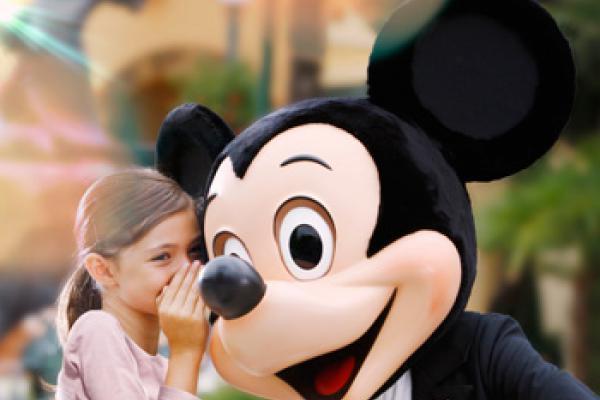 Jetair Disney